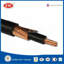 PVC INSULATED SINGLE PHASE CONCENTRIC COPPER CABLES