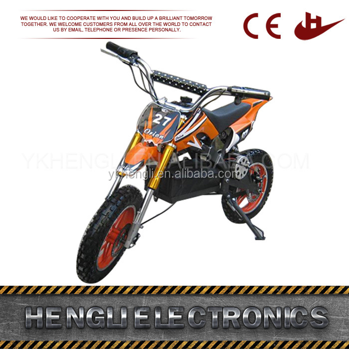 Dirt Rocket Electric Motocross Bike 800W