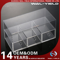 Cosmetic Acrylic makeup organize box