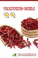 High Quality Wholesale Products Dry Hot Chilli Dried Red Chili All Types of Chillies