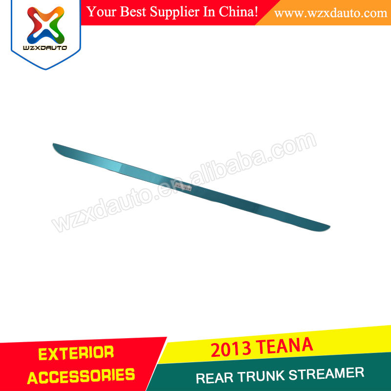 REAR TRUNK STREAMER FOR TEANA ALTIMA 2013