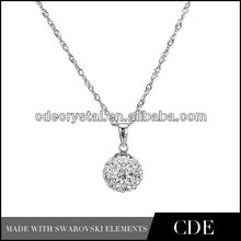 CDE Wholesale Shamballa Necklaces