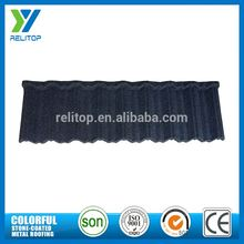 Beautiful Appearance Sand Chip Coated Color Roof Price