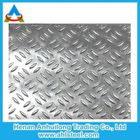 sale high quality made in China aluminium sheet used for trailer