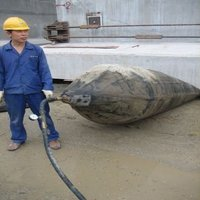 marine airbag using ship salvage pass CCS certificate and chinese government