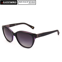 OEM Women Acetate Sunglasses Fashion Glasses With High Quality OS2107