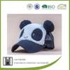BSCI Audit polyester embroidered panda kids baby hat pattern