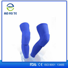 Customized Logo Comfortable Elastic Sport Knee Support Brace, Knee Pad (4 colors )
