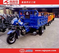 2016 Three Wheel Motorcycle made in China/LIFAN Motor Tricycle/air cooling engine Cargo Tricycle HL175ZH-A16