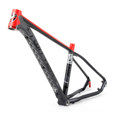 Fast shipping oem Cutting Color 27.5 aluminum mountain bike frame made in China