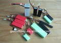 Remote control high rate li-po rechargeable battery 3.2v 1000mAh