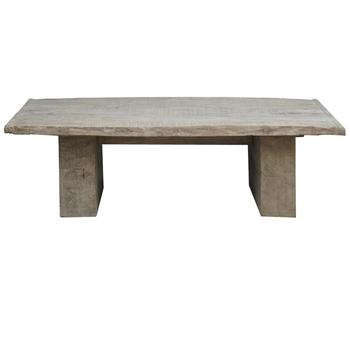 Fashion Designs Vintage Elm Wood Furniture Industrial Style Natural Coffee  Table - Buy Solid Wood Slab Coffee Tables,Rustic Wood Coffee Table,Wooden  ...
