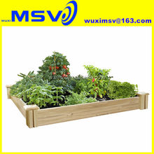 Square Timber Planter Box /Square Timber Planter Container