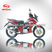 110cc Super Manual Cross Pocket Bike(WJ110-IR)