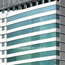Architectural Reflective Coated Glass, Building windows Safety Tempered Glass