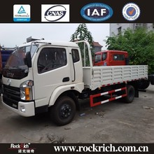 new China light trucks 3.5 ton for sale
