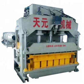 Expanded Perlite Wall Panel Bricking Machine,Perlite Board Machine,Perlite Plate Machine Bwy-e