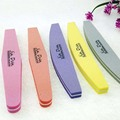 Jindun High-Quality Color Nail Buffer Sponge File/promotional gift nail buffer