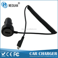 MEOUAN micro usb car charger and Single usb car charger