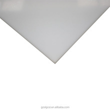 super white high gloss pvc sheet
