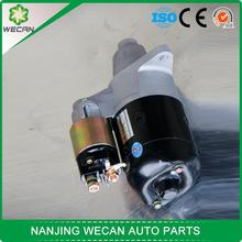 Passed ISO 9001 test B12 starter motor manufacture