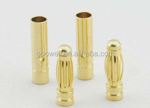 Wholesale 3.0mm banana plug brass stick