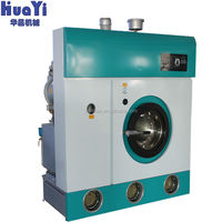 Automatic stainlees steel Industrial dry cleaning machine for laundry shop /hotel