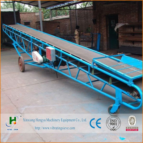 inclined pharmaceutical ideal belt conveyor