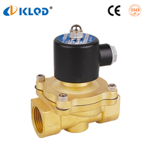 direct acting 3 / 4 inch normally closed low price solenoid valve