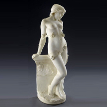 Best indoor beauty nude woman sculpture marble naked sex girl statue