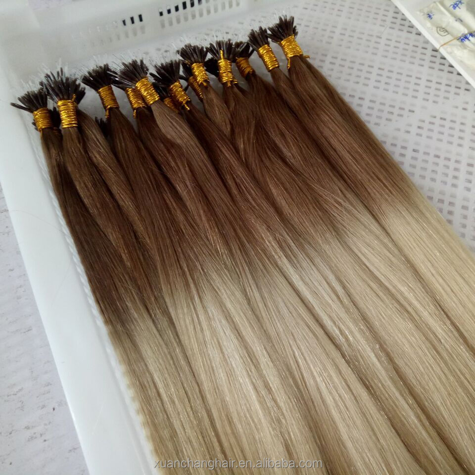 New Arrival Grade 7A Easy Remove Silicon Nano Ring Hair Extension