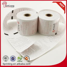 Good quality thermal POS paper for POS terminal