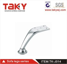 TK-J014 sofa leg caps&metal legs for stools&adjustable furniture legs