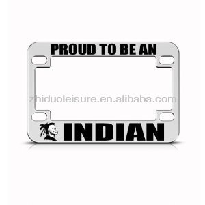 Wholesale motorcycle number plate holder