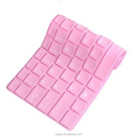 Silicone keyboard protector for laptop keyboard