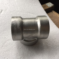 Forged Steel Equal Tee, Socked Welded, ASME B16.11 A182 F304/304L