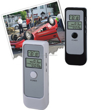 Wine Alcohol Meter/ Digital Alcohol Tester for driver safety AT6389A2