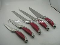 new style stainless steel knife set