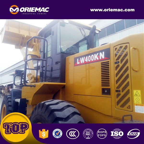 XCMG 4 Ton Wheel Loader for Sale LW400KN