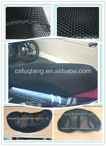 2013 fashion motorcycle sun cover,cool 3D mesh motorcycle seat cover
