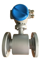 Stainless Steel Electric Flow Meter for Waste Water Treatment