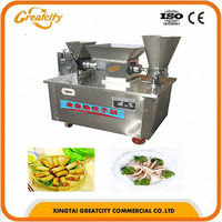 commercial samosa making machine for sale,frozen samosa,Canada dumpling samosa making machine high quality