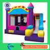 New design jumping castles inflatable water slide 0.55mmPVC inflatable princess inflatable combo for sale