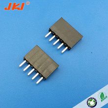 1mm pitch smt type dual row female pin header