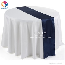 Good Selling Trade Show Decorative polyester table cloth