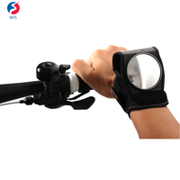 Wrist Safety Arm Wear Back Mirror