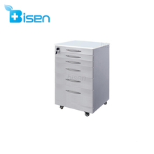 High Quality 2017 New Designed Clinic Cabinet/ Dentist Cabinets Dental Lab Furniture Medication Storage Cabinet