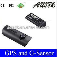 car race dashboard camera video front and back lens car dvr recorder