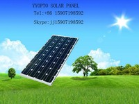 30W High-efficiency mono solar cell solar panel
