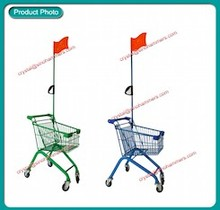 children supermarket shopping trolley / shopping cart
